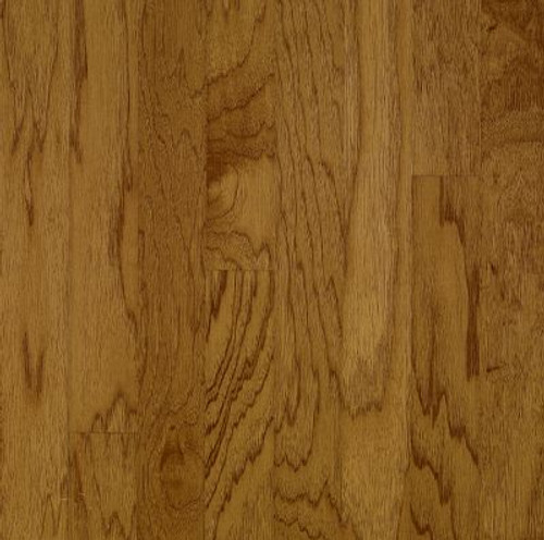 """Bruce American Treasures 5"""" Hickory - Oxford Brown Solid Hardwood"""