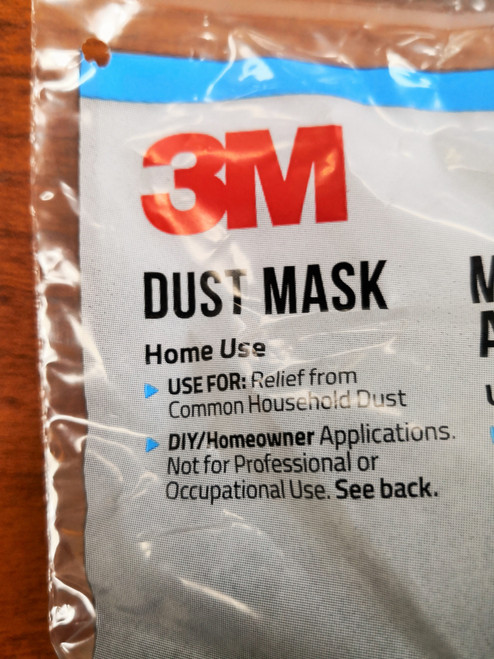 3M™ Home Dust Mask ( pack of 4 )