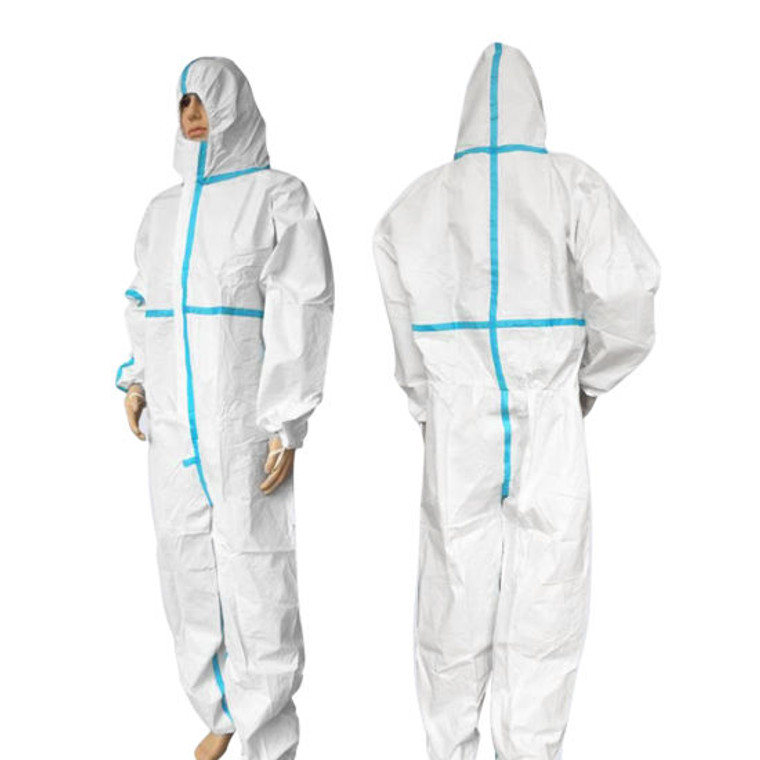 Medical disposable protective clothing (1 suit/bag)