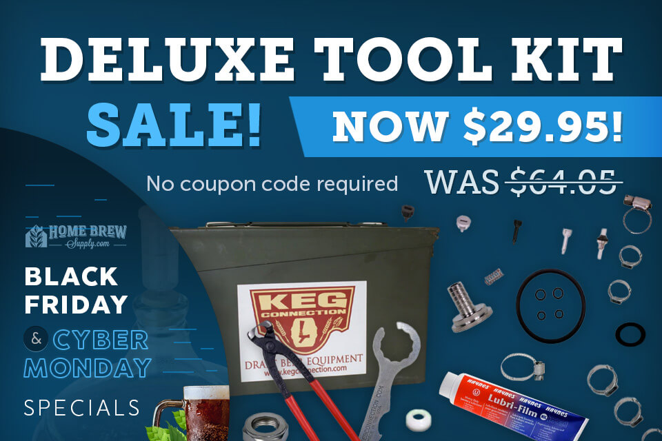 Deluxe Tool Kit Sale! Now For Only $29.95!