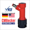 "CMB Pin Lock Disconnect Liquid 1/4"" MFL"