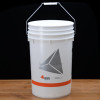 6.5 Gallon Plastic Fermenter
