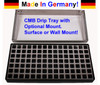 "12"" X 5"" X 1 1/4"" Deep Drip Tray - CMB of Germany"