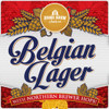 Belgian Lager - Budweiser Clone - Extract Recipe Kit