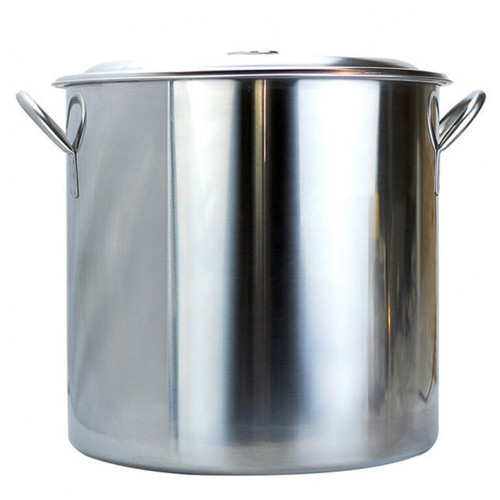 4.5 Gallon Stainless Steel Brew Kettle