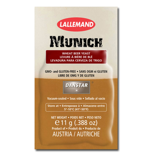 Munich Wheat Beer Brewing Yeast (11 g)