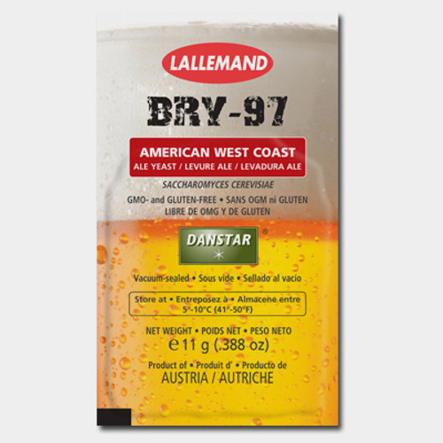 Lallemand  BRY-97 American West Coast Yeast