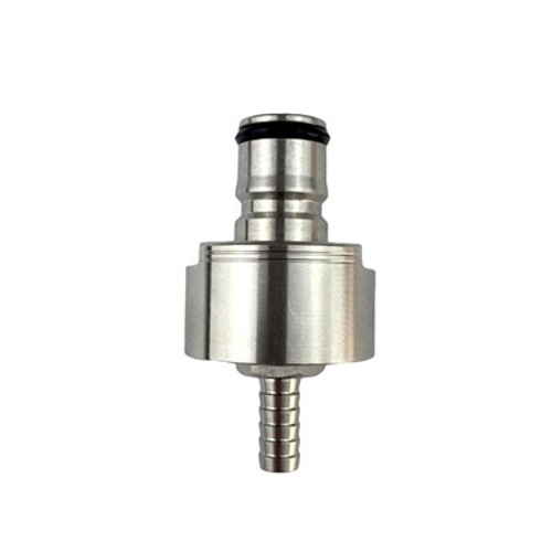Stainless Steel Carbonation Cap