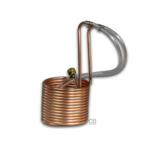 Immersion Wort Chiller 50'