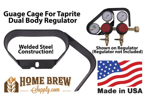 Taprite Dual Body Gauge Cage