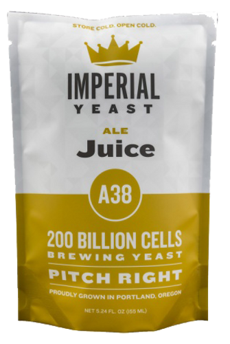 Imperial A38 Juice Organic Yeast | London Ale