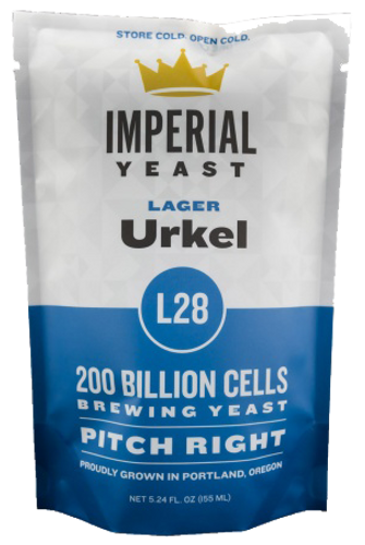 Imperial L28 Urkel Organic Yeast   Czech Lager