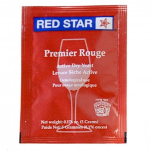 Red Star Premier Rouge Yeast(5 g)