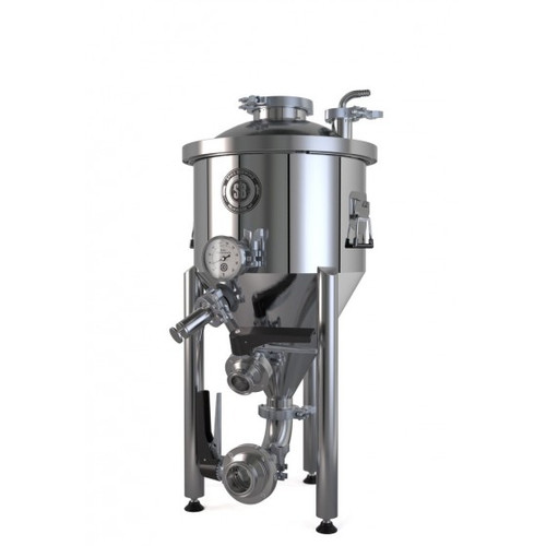 Spike Brewing 7 Gallon Stainless Steel Conical Fermenter