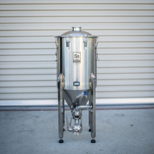 Ss Brewtech Brewmaster Edition Chronical Fermenter - 1/2 BBL