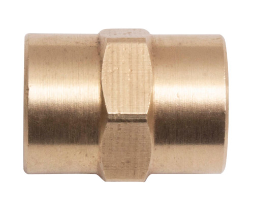 "1/4"" MPT X 1/4"" MPT Coupler"