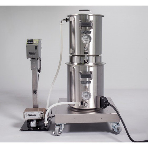 Blichmann BrewEasy Electric Turnkey Kit (LTE 5 Gallon 240V)