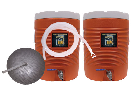 Cooler Brew All Grain Brewing  System Equipment Kit