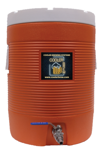 Cooler Brew - 10 Gallon Mash Tun