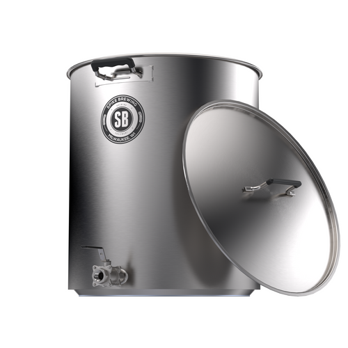 Spike Brewing V4 15 Gallon Kettle - One Coupler