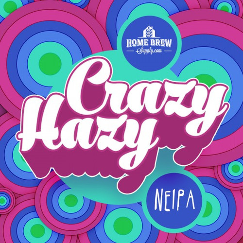 Crazy Hazy IPA - All-Grain Recipe Kit