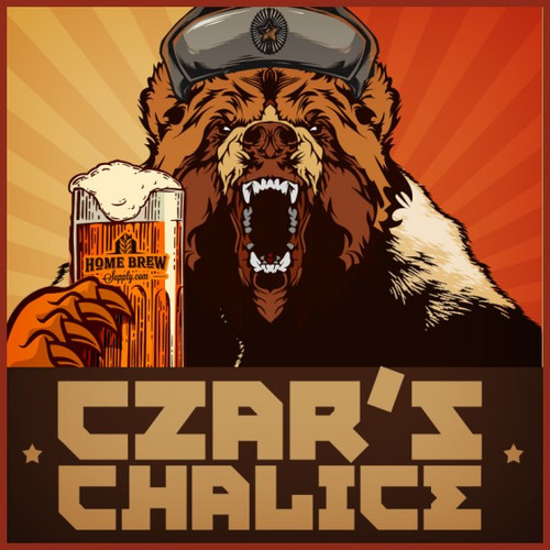 Czar's Chalice Russian Imperial Stout - All-Grain Recipe Kit