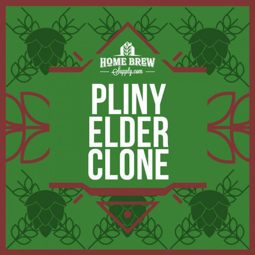 Pliny The Elder Double IPA Clone - All-Grain Recipe Kit