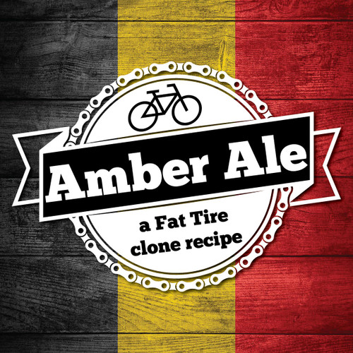 New Belgium Fat Tire Clone - All-Grain Recipe Kit