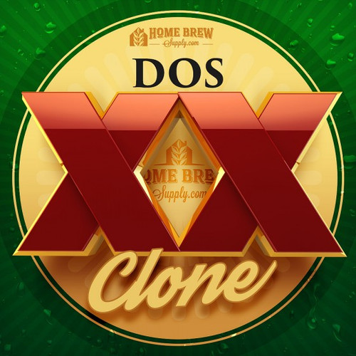 Dos Equis Special Lager Clone - All-Grain Recipe Kit