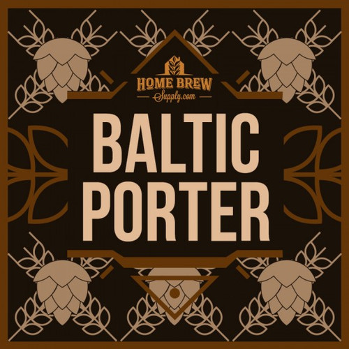 Baltic Porter – All-Grain Recipe Kit