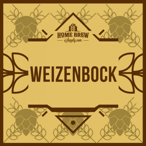 Weizenbock All-Grain Recipe Kit.