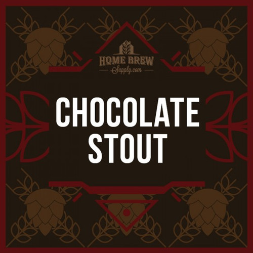 Chocolate Stout - Extract Recipe Kit