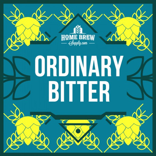 Anything But Ordinary Bitter Extract Recipe Kit