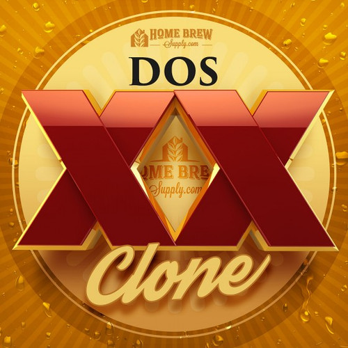 Dos Equis Amber Lager Clone - Extract Recipe Kit