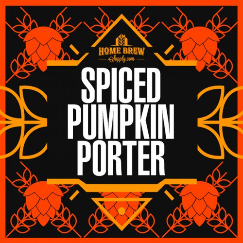 Spiced Pumpkin Porter - Extract Recipe Kit
