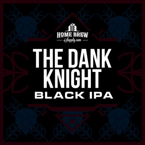 The Dank Knight Black IPA - Extract Recipe Kit