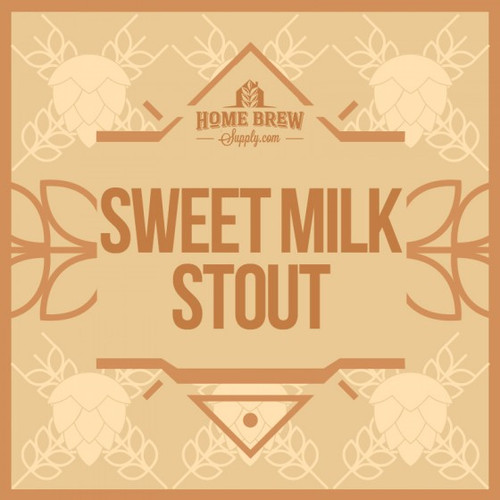 Sweet Milk Stout - Extract Recipe Kit