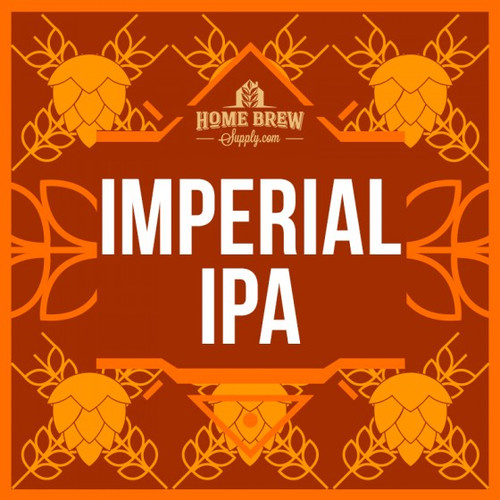 Imperial IPA - Extract Recipe Kit
