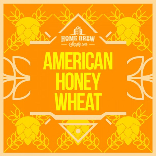 American Honey Wheat - Extract Recipe Kit