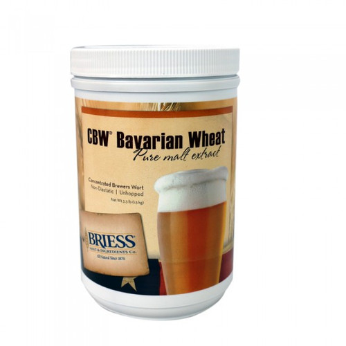 Bavarian Wheat Liquid Malt Extract Syrup (LME)