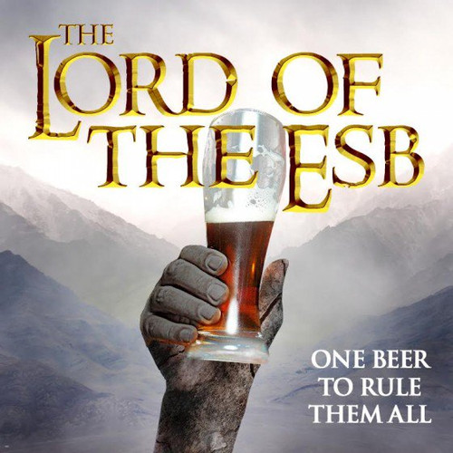 Lord of the ESB - Extra Special Bitter Extract Recipe Kit