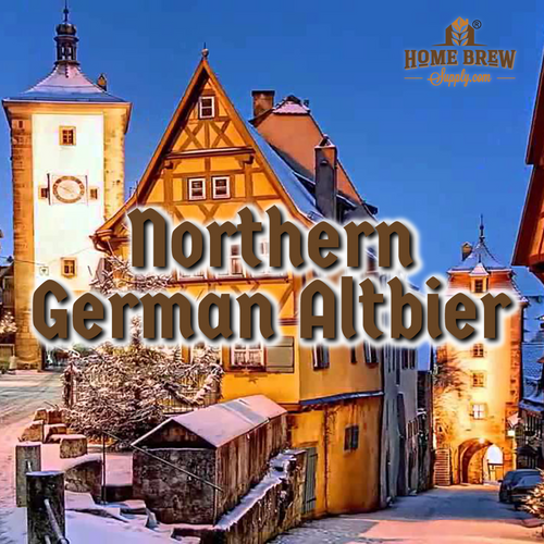 Northern German Altbier All-Grain Recipe Kit
