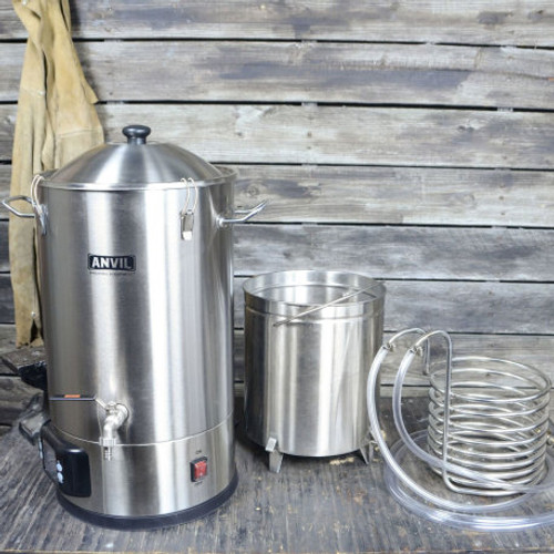 6.5 Gallon Anvil Foundry Brewing System w/ Recirculation Pump