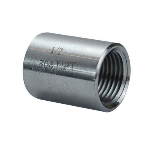 0.5″ Female NPT to 0.5″ Female NPT Coupler