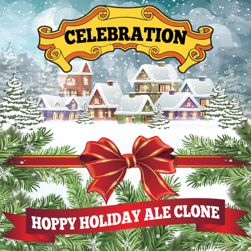 Sierra Nevada Celebration Clone - All-Grain Recipe