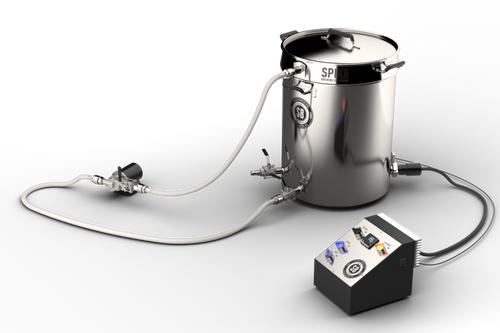 Spike Brewing Solo System 10 Gal (NPT)