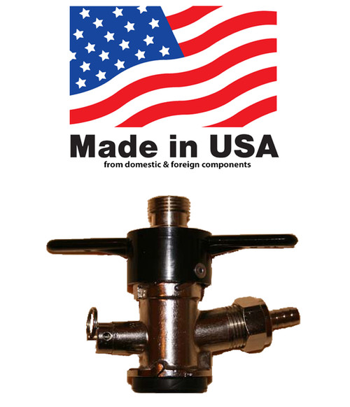 """D"" Twist on Style, American - Sanke Coupler"