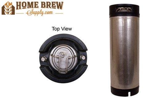 "*Premium Cornelius Keg - or Firestone, 5 Gallon, Ball Lock ""PREMIUM GRADE"" - See Description"