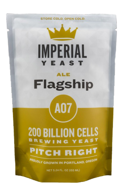 Imperial A07 Flagship Organic Yeast | American Ale