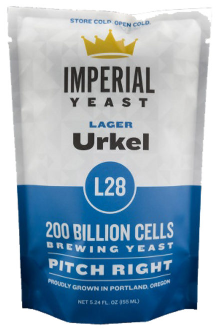 Imperial L28 Urkel Organic Yeast | Czech Lager